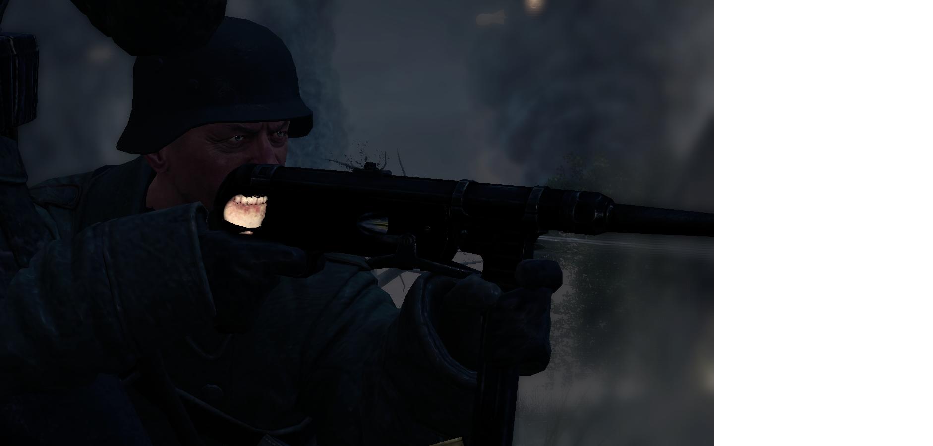 sniper elite shooting