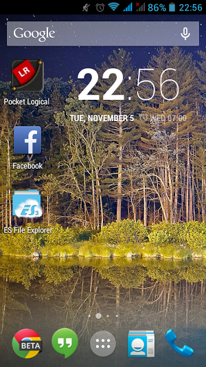 Android 4.4 apps and launcher files download