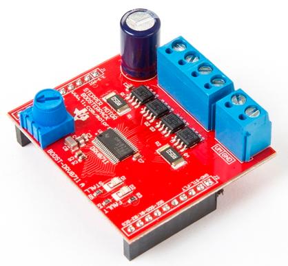 drv8711 arduino tutorial