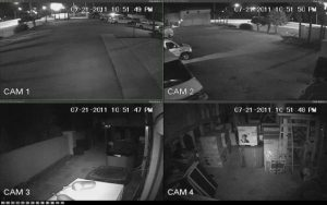 remote view surveillance cameras