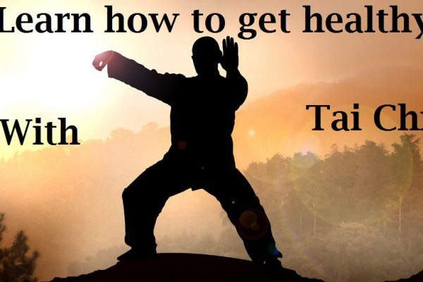get healthy with tai chi exercises