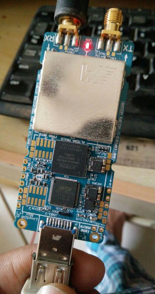 LimeSDR Mini