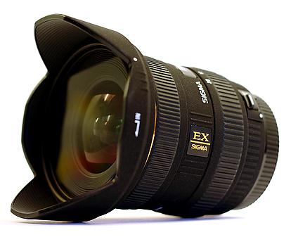 Sigma 10-20mm f/4-5.6