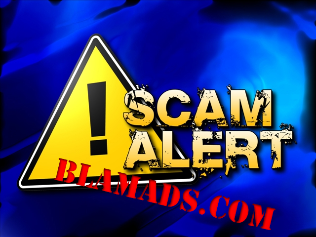 blam ads payment scam
