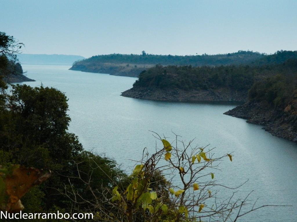 Bhatsa reservoir