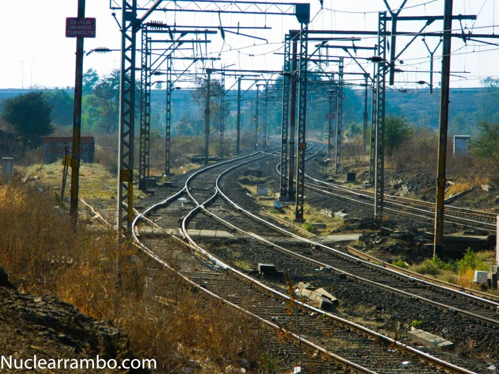 Khardi railway station