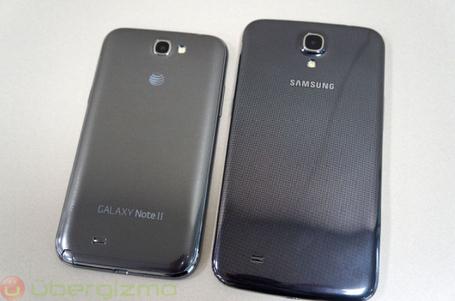Samsung Galaxy note and Galaxy mega comparison