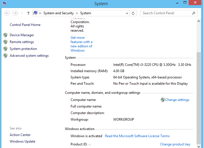 Activate windows 8.1 with phone activation