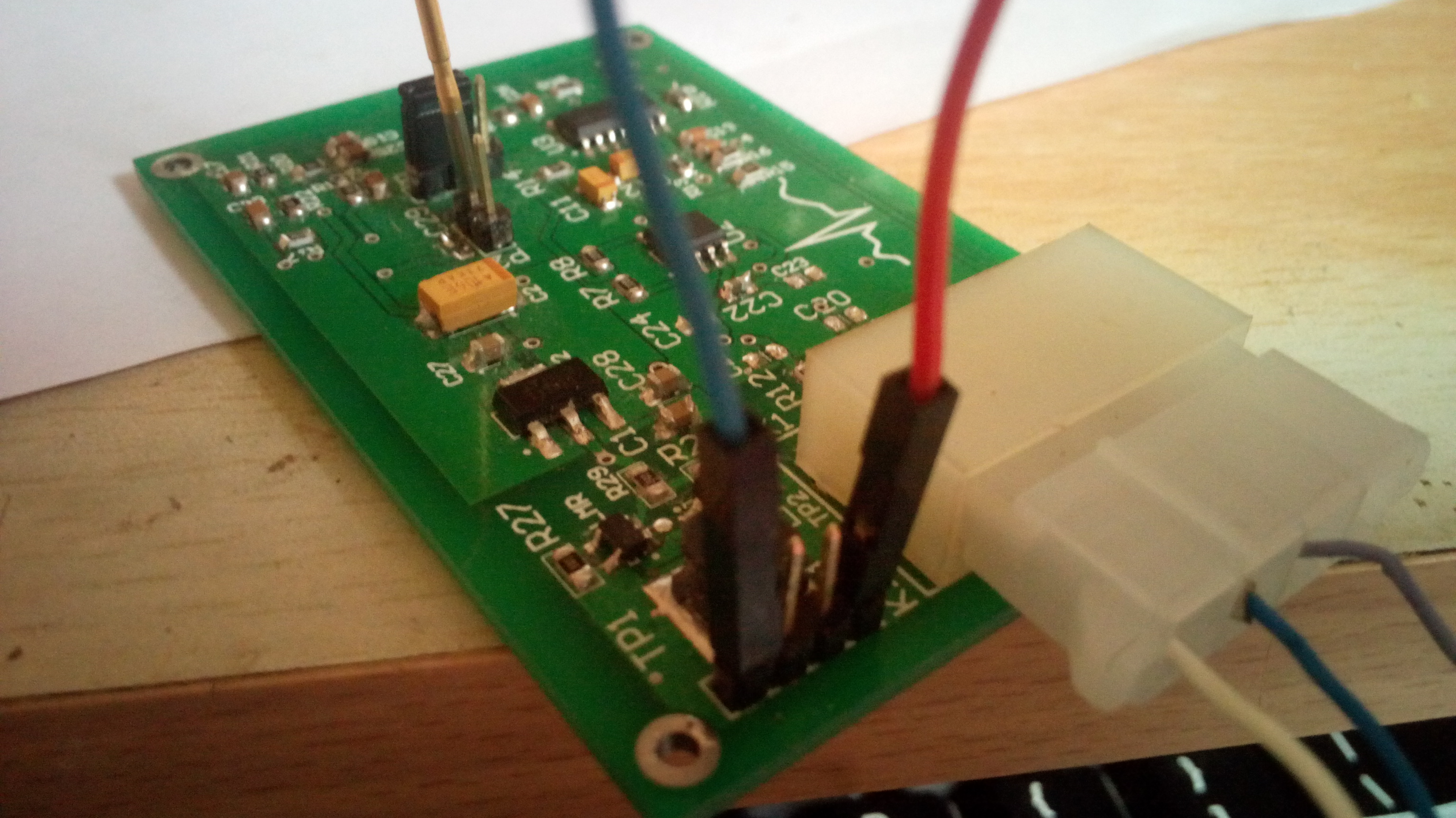 ECG front end circuit (BUY NOW)