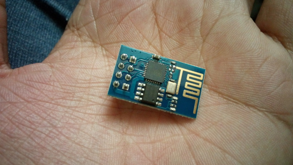 ESP8266 MSP430 Launchpad