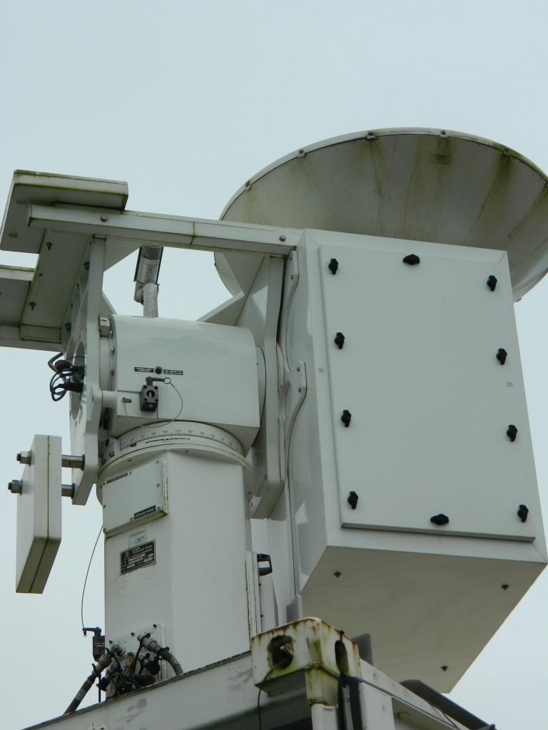 Ka-band cloud radar