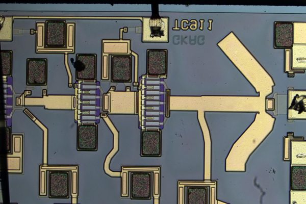 LNA silicon images