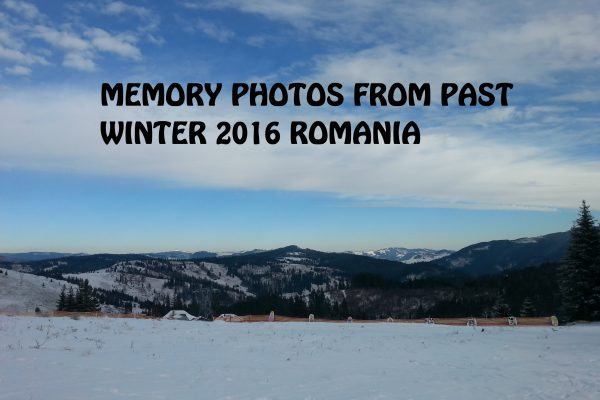 Memory photo past winter