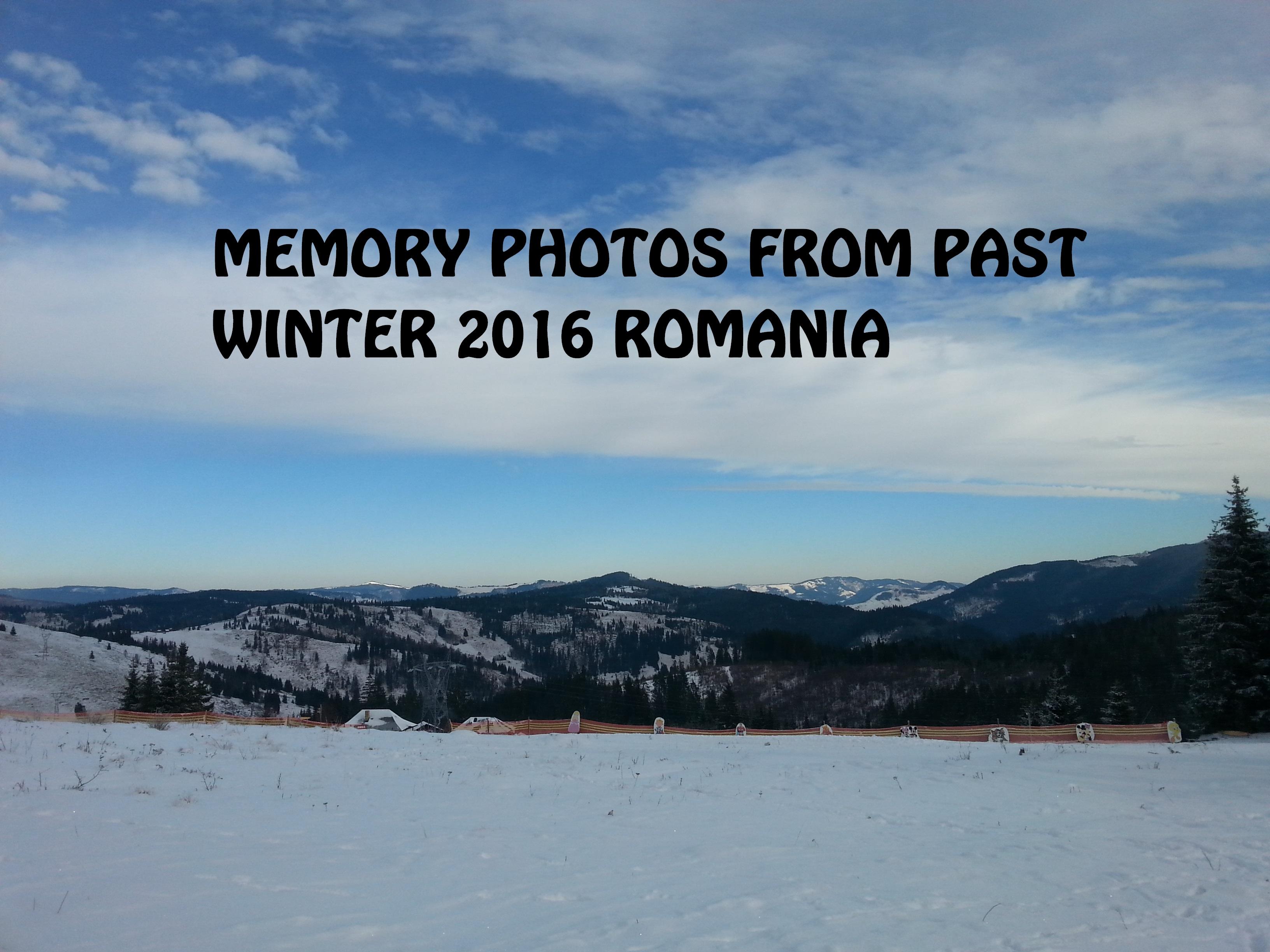 Memory photo past winter