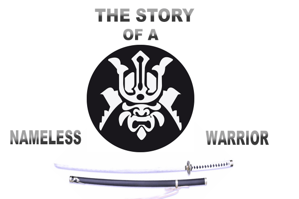 Creative writing The story of a Nameless Warrior