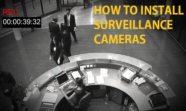 surveillance cameras for homes