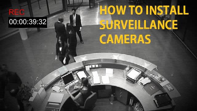 surveillance cameras for homes