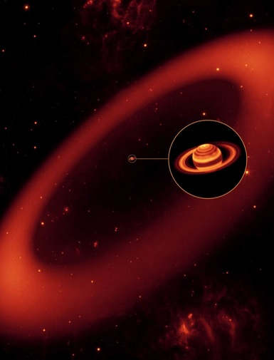 Saturn-Second-ring
