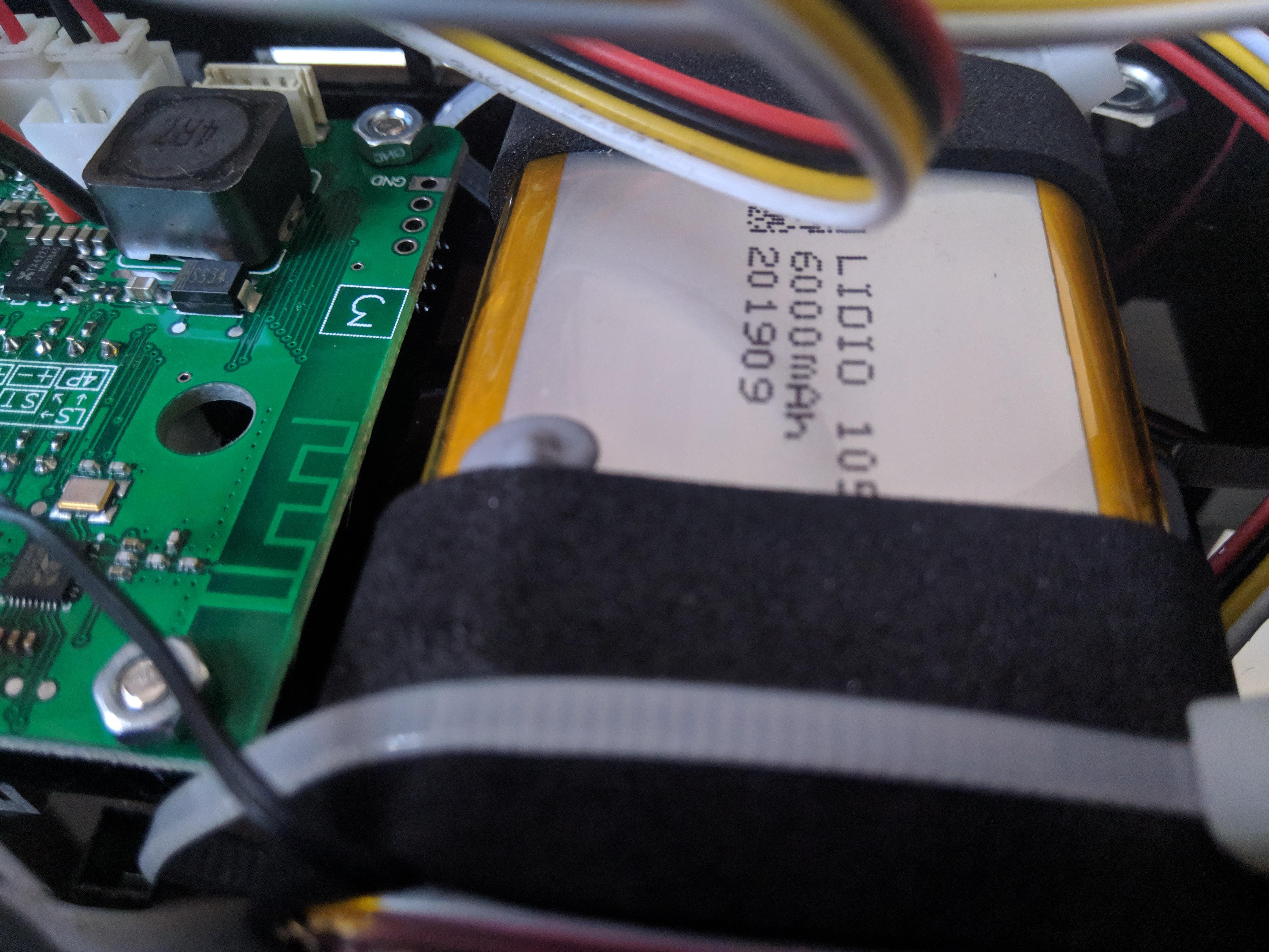 NEJE DK-BL 1500 Circuit board