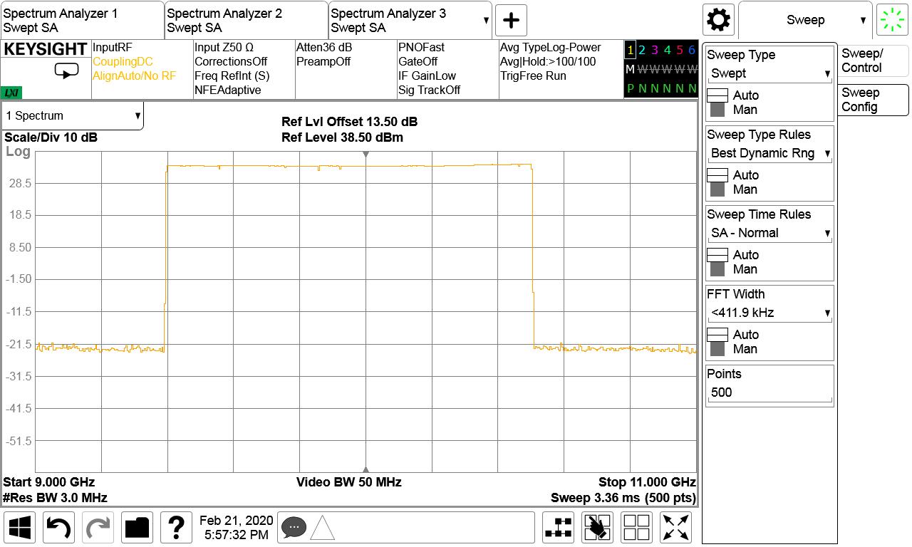 FMM5061VF test result