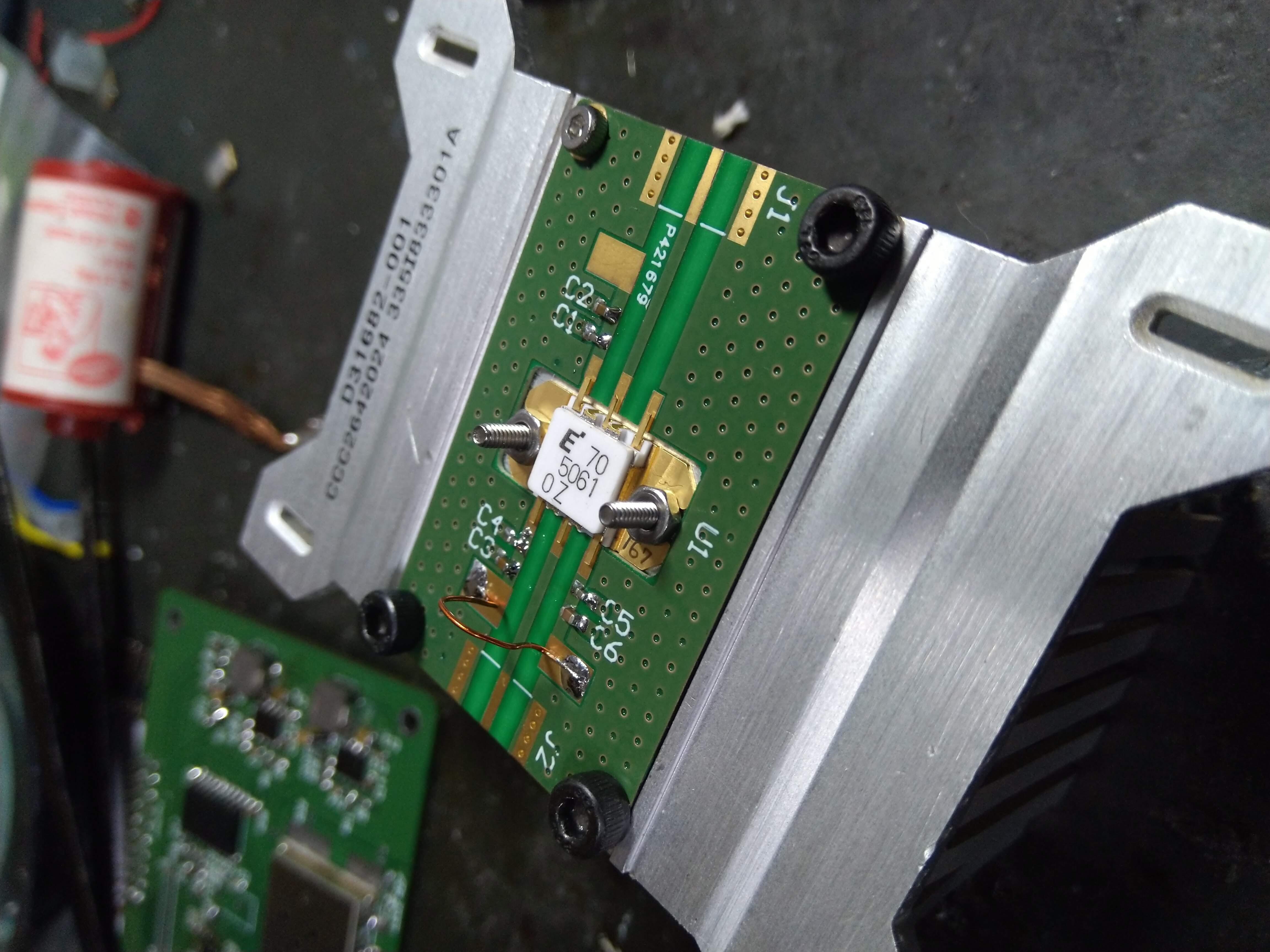 fmm5061vf pcb process