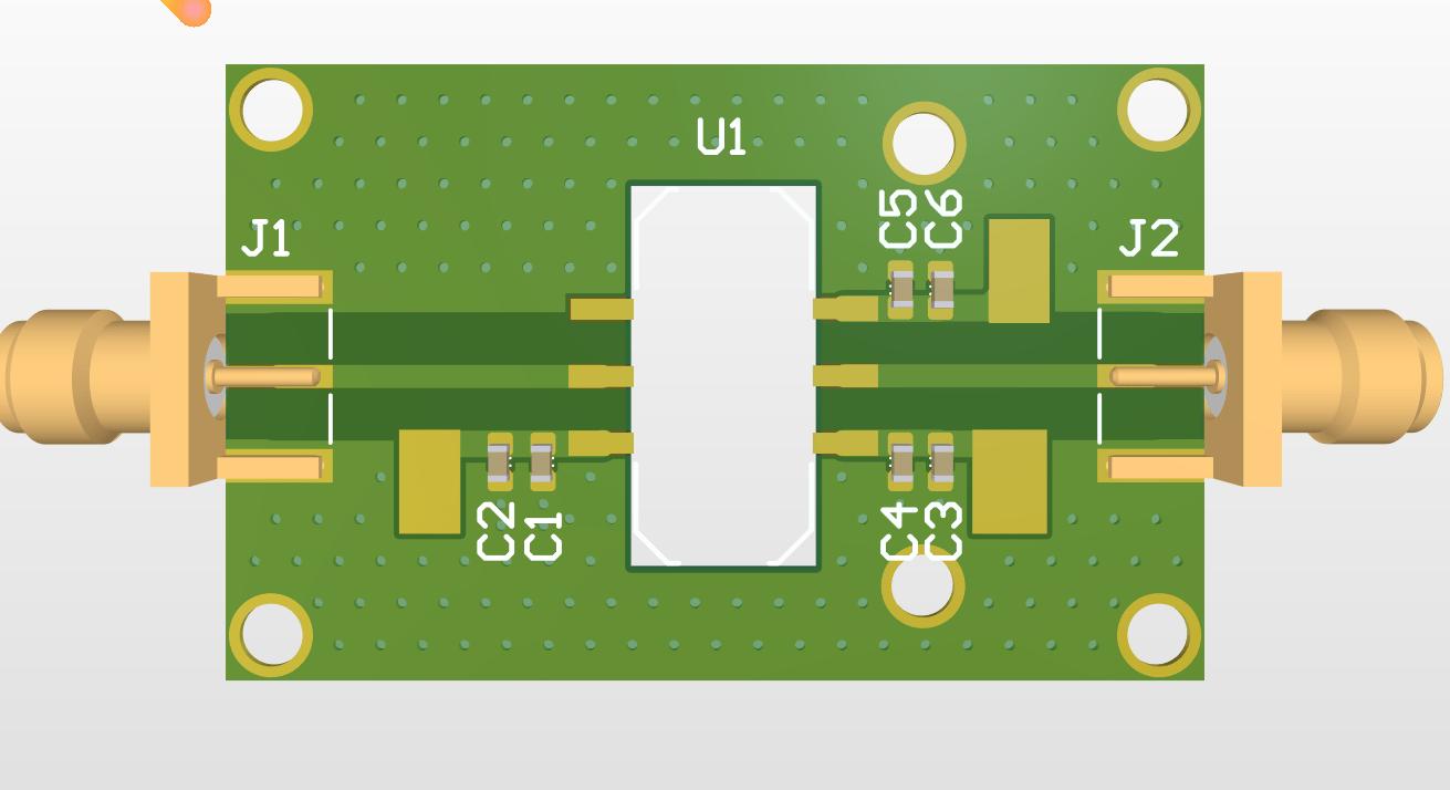FMM5061VF PCB layout